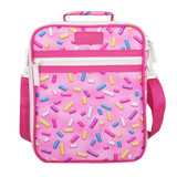 Sachi Kids Insulated Lunch Tote - Sprinkles