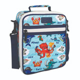 Sachi Kids Insulated Lunch Tote - Pirate Bay