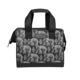 Sachi Insulated Lunch Bag - Boho Elephant