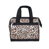 Sachi Insulated Lunch Bag - Leopard