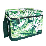 Sachi Insulated Cube Lunch Cooler 23L - Jungle Leaf