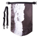 Australian Collection Dry Bag 10L - Monochrome Waves Assorted