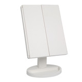 Urburn LED Light Tri-Fold Standing Mirror