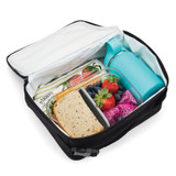 Packit Freezable Classic Lunch Box Bag 4.5L - Black
