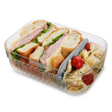 Packit Mod Bento Lunch Container - Grey