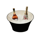 Double Wall Drinks Tub - Black