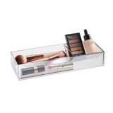 Signature Collection 3 Piece Makeup Organiser - Bronze/Rose Gold