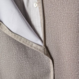 Howards Textured Fabric Garment Bag