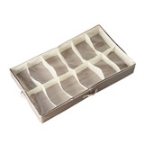 Howards Textured Fabric Under Bed Storage Box