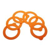 Kilner Standard Rubber Seals for Clip Top Jars - 6 Pack