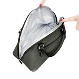 LUNCH BAG INSUL SLATE