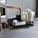Joseph Joseph Extend Expandable Stainless Steel Dish Rack