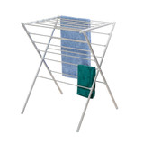 16 Rail Aluminium Clothes Airer Dryer