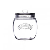 Kilner Universal Push Top Glass Storage Jar - 850ml