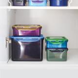 Lock & Lock Eco Square Food Container - 870ml