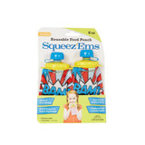 Squeez'ems Reusable Food Pouches - 2 Pack