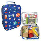 Sachi Kids Insulated Lunch Bag - Outer Space