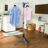 Collapsible Tripod Clothes Drying Rack
