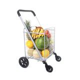 White Magic Handy Basket Cart 50L