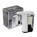 White Magic Smart Wash Dishwashing Liquid & Soap Dispenser - White