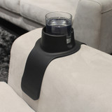 CouchCoaster Drink Holder - Black