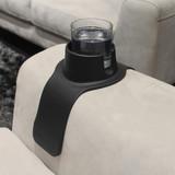 CouchCoaster Drink Holder - Black