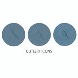Joseph Joseph DrawerStore Cutlery & Utensil Organiser - Sky Blue