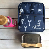 Fridge To Go Medium Insulated Lunch Bag - Palm Tree