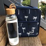 Fridge To Go Medium Insulated Lunch Bag - Palm Tree