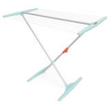 Artweger Superdry Basic Clothes Drying Rack Airer - Mint
