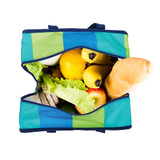 Packit Freezable Grocery Bag - Fresh Stripe