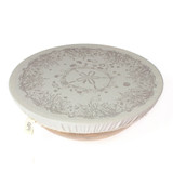 halo Extra Large Dish Cover - Beach House