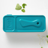Fuel Snack & Dip Container - Blue