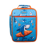 Avanti Yum Yum Insulated Lunch Bag - Surfing Shark