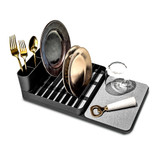 madesmart Drying Stone Dish Rack