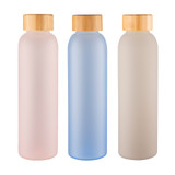 Avanti Velvet Frosted Glass Bottle 550ml
