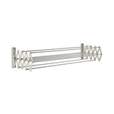 Howards Wall Mount Retractable Airer 100cm