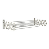 Howards Wall Mount Retractable Airer 118.5cm
