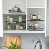 Joseph Joseph CupboardStore Expandable Shelf - Grey