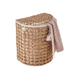 Howards Flat Back Woven Laundry Hamper