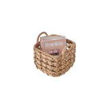 Howards Square Woven Storage Basket - Small
