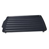 Black Onyx Dishrack Drip Tray - Large
