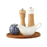 Bamboo Lazy Susan Turntable - 28cm