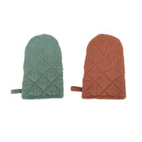 Stonewashed Mini Oven Mitt