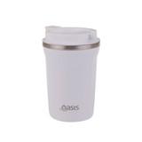 Oasis Stainless Steel Insulated Travel Mug 380ml