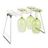 iDesign Classico Wine Glass Drying Rack