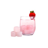 Bartender Rose Quartz Gin Stones