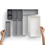 Joseph Joseph Blox 10 Piece Drawer Organiser Set