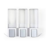 Better Living Clever Triple Soap Dispenser