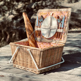 Sunnylife Call of the Wild Eco Picnic Basket - Small
